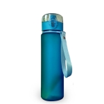 Leak-proof Sports Water Bottle Tour Hiking Portable Bottles, Capacity:560ml(Sky blue)