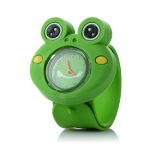 10PCS 3D Cartoon Watch for Children(Frog)