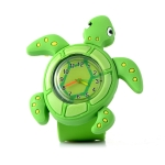 10PCS 3D Cartoon Watch for Children(Turtles)