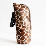 5 PCS Baby Feeding Milk Bottle Milk Warmer Insulation Bag Thermal Bag Baby Bottles(Brown Snake)