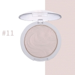 Highlighter Bronzer Brighten Powder for Face(11# Bird pattern)