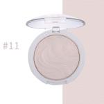 Highlighter Bronzer Brighten Powder for Face(11# Bird pattern)