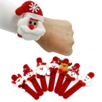 12 PCS Christmas Patting Circle Party Supplies, Random Style Delivery