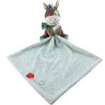 Baby Comforting Baby Multi-function Sleeping Plush Storage Blanket Cartoon Animal Towel(Deer)