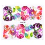 10 PCS Flower Nail Art Decals(WG2127)