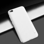 NILLKIN Frosted Concave-convex Texture PC Case for Xiaomi Redmi Go (White)