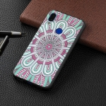 Embossed Painted Mandala  Pattern TPU Case for Xiaomi Redmi Note 7 / Redmi Note 7 Pro