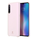 DUX DUCIS Skin Lite Series Ultra-thin Shockproof PU Case for Xiaomi Mi 9 (Pink)