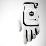PGM Golf Sheepskin Breathable Non-slip Single Gloves for Men (Color:Left Hand Size:22)