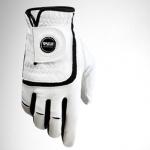 PGM Golf Sheepskin Breathable Non-slip Single Gloves for Men (Color:Right Hand Size:25)