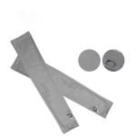 PGM Golf Sunscreen Breathable Sports Cuff Sleeve (Grey)