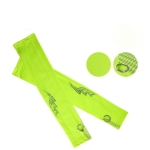 PGM Golf Sunscreen Breathable Sports Cuff Sleeve (Fluorescent Green)
