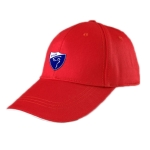 PGM Golf Top Sports Shade Leisure Ball Cap Shade Hat (Red)