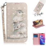 3D Colored Drawing Squirrels Pattern Horizontal Flip Leather Case for Asus Zenfone Max Pro (M2) ZB631KL, with Holder & Card Slots & Wallet