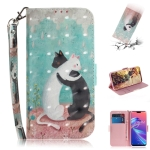 3D Colored Drawing Magnolia Pattern Horizontal Flip Leather Case for Asus Zenfone Max Pro (M2) ZB631KL, with Holder & Card Slots & Wallet