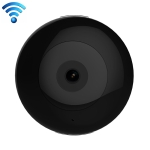 CAMSOY C2-DV Mini HD 1920 x 1080P 70 Degree Wide Angle Wearable Intelligent Network Surveillance Camera, Support Motion Detection Alarm & Loop Recording & Charging while Recording(Black)
