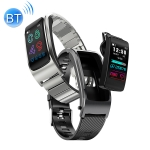 DiDO F5 0.96 inch 2 in 1 Waterproof Bluetooth Smartwatch + Headset, Support Blood Pressure Monitoring / Sleep Monitoring