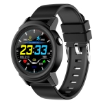 DK02 1.3 inches IPS Color Screen Smart Bracelet IP67 Waterproof, Support Call Reminder /Heart Rate Monitoring /Sleep Monitoring / Sedentary Reminder(Black)
