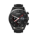Kospet Hope Lite 4G 1GB+16GB MT6739 IP67 Waterproof 1.39-inch Ceramic bezel Smart Watch with Detachable Leather Strap, Amoled Display, Support GPS +GLONASS Dual Positoning System& Heart Rate Monitoring