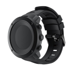 Smart Watch Silica Gel Wrist Strap Watchband for Suunto Ambit3 Vertical (Black)