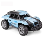 JJR/C 1:20 2.4Ghz 4 Channel Remote Control Racing Truck Vehicle Toy (Blue)