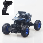 6255 2.4GHz 1:16 Wireless Remote Control Drift Off-road Four-wheel Drive Children Toy Car (Blue)