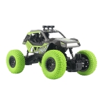 HD8851 1:20 1:20 Alloy Climbing Bigfoot Off-road Vehicle Model 2.4G Remote Control Vehicle Toys (Green)