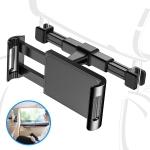 FLOVEME Auto Car Seatback Tablet PC / Mobilephone Holder for 4-11 inch Device (Black)