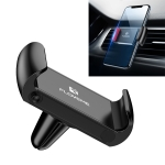FLOVEME Auto Car Air Outlet Vent Mount Phone Holder Stand for 4.5-6.5 inch Mobil-phone (Black)