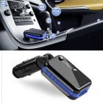XPower TO-898 Car Air Purifier Negative Ions Air Cleaner (Black)