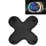 Motorcycle Helmet 3D Honeycomb Mesh Mat Heat-proof Breathable Pad (Black)