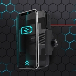 Portable Motorcycle QC3.0 USB Charger Mobile Phone Holder
