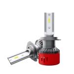 2 PCS 1903 H7 DC9-36V / 24W / 6000K / 2400LM IP68 Car LED Headlight Lamps (Cool White)