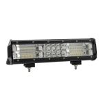 12 inch Three Rows 42W 3360LM 6000K IP67 Car Truck Off-road Vehicle LED Work Lights Spot / Flood Light, with 60LEDs SMD-3030 Lamps