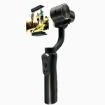 SOOCOO PS3  Bluetooth 3-Axis Stabilized Handheld Gimbal Stabilizer for Smartphones (Black)