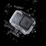 45m Underwater Waterproof Housing Diving Case for DJI Osmo Acition, with Buckle Basic Mount & Screw