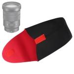 SLR Camera Lens Package Thickening Shockproof Neoprene Lens Storage Bag Sticky Deduction, Diameter: 100mm, Height: 185mm