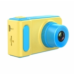 2.0 Mega Pixel 2.0 inch TFT Screen Silicone Shockproof Digital SLR Camera for Children (Blue)