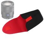 SLR Camera Lens Package Thickening Shockproof Neoprene Lens Storage Bag Sticky Deduction, Diameter: 90mm, Height: 130mm