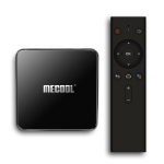 MECOOL KM3 4K Ultra HD Smart Android 9.0 Amlogic S905X2 Quad Core ARM Cortex-A53 TV Box with Remote Controller, RAM: 4GB, ROM: 64GB, Support WiFi, HDMI, TF Card, AV