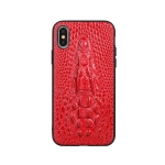 Leather Protective Case For iPhone 6 Plus & 6s Plus(Red)