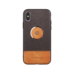 Leather Protective Case For iPhone 8 & 7(Black)
