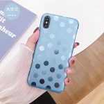 Leather Protective Case For iPhone XS Max(Blue)
