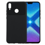 Beetle Series Shockproof TPU Case for Huawei Honor 8X (Black)