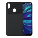 Beetle Series Shockproof TPU Case for Huawei Y7 (2019) / Y7 Prime (2019) (Black)