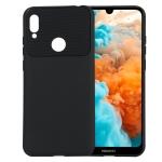 Beetle Series Shockproof TPU Case for Huawei Y6 (2019) / Y6 Prime (2019)(Black)