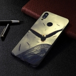 Eagle Painted Pattern Soft TPU Case for Huawei P Smart (2019)