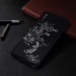 Lotus Pond Painted Pattern Soft TPU Case for Huawei P Smart (2019)