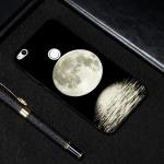 Moon Painted Pattern Soft TPU Case for Huawei Huawei P8 Lite (2017)