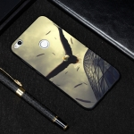 Eagle Painted Pattern Soft TPU Case for Huawei P8 Lite (2017)